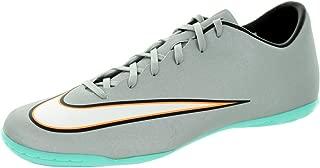 Nike Mercurial Victory V CR Indoor (Metallic Silver/Hyper Turq/Black)