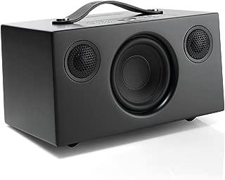 Audio Pro Addon C5A - Compact Wireless Multiroom Smart Speaker WiFi/Bluetooth - Alexa Built in - HiFi - Black