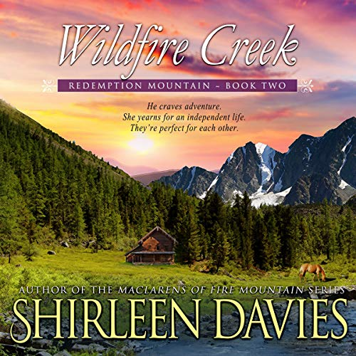 Wildfire Creek  audiobook cover art