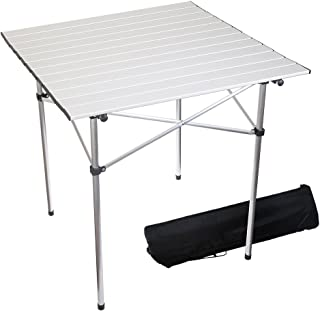 Forbidden Road Portable Aluminum Folding Camping Table (27.5