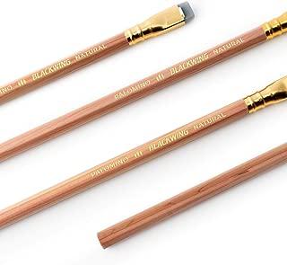 Blackwing Natural Pencils, Premium Box of 12
