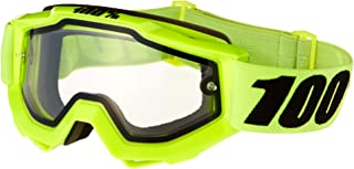 a552afa25f Desconocido Accuri Enduro - Gafas de motocross y ciclismo para hombre,  color amarillo fluorescente,