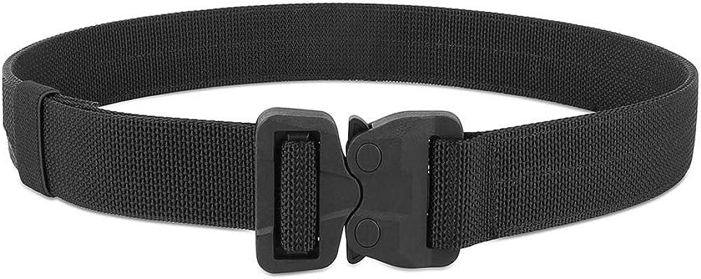PETAC GEAR Tactical Max [Alternative dealer] 53% OFF Heavy Duty Police EDC Belt Stiffened 2-