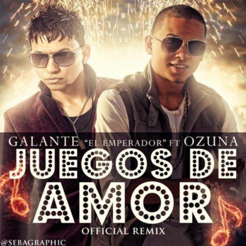 Juegos de Amor (Remix) [feat. Ozuna]