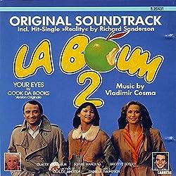 Vladimir Cosma - La Boum 2 (Original Soundtrack) - Carrere - 8.26431