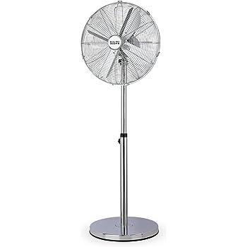 IKOHS Bogart - Ventilador de Pie Oscilante, 3 Velocidades, 50W ...