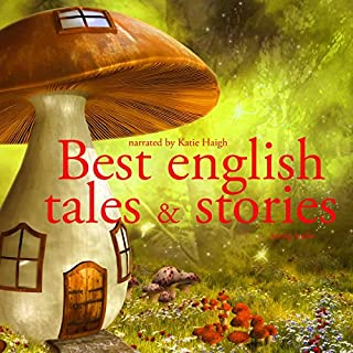 Best English Tales and Stories for Kids Titelbild