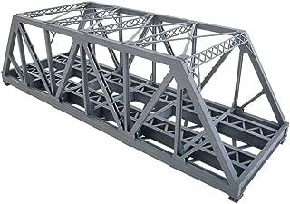 Walthers SceneMaster Modernized Double-Track Railroad Truss Bridge Kit Collectable Train