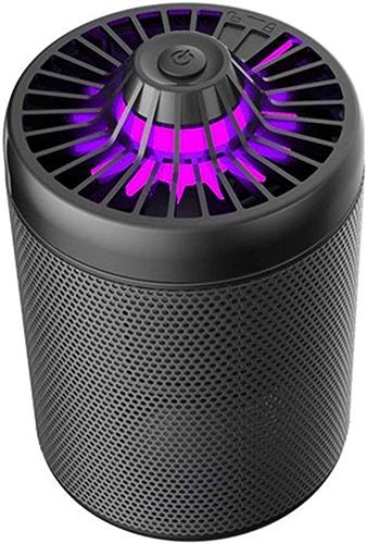 JKYQ Tueur de Moustique Intelligent pour intérieur et extérieur Non-Toxique piège à moustiques bébé Sommeil moustiques Fly Pest Catcher USB Anti-Moustique Lampe