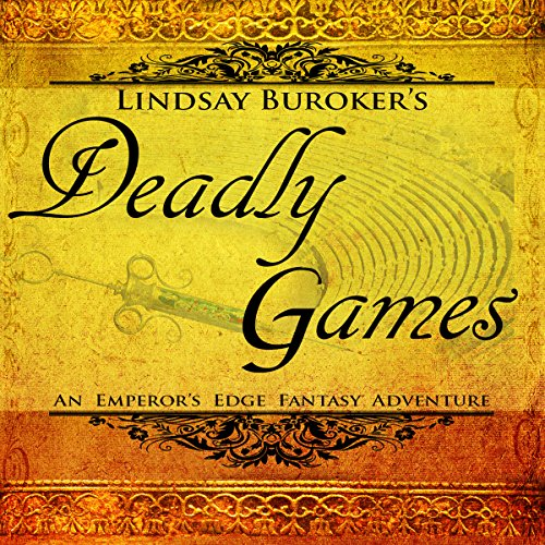 Deadly Games cover art
