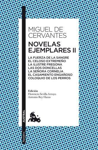NOVELAS EJEMPLARES II(978) by Miguel de Cervantes(1996-01-09)