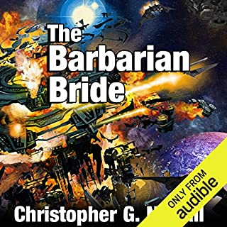 The Barbarian Bride audiobook cover art