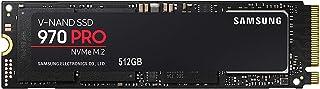 SAMSUNG SSD 512GB M.2 970 PRO, MZ-V7P512BW