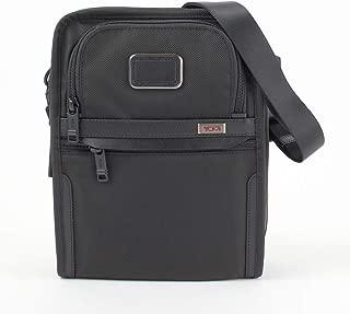 トゥミ メンズ ショルダーバッグ・メッセンジャーバッグ アルファ3 2203116D3 Black ブラック [並行輸入品]