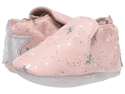 Robeez Pixie Soft Sole (Infant/Toddler) (Pink) Girl