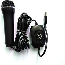 ZYCZ para XBOX360/Wii/PS3 para la Correa de la Guitarra del USB ponga el micrófono