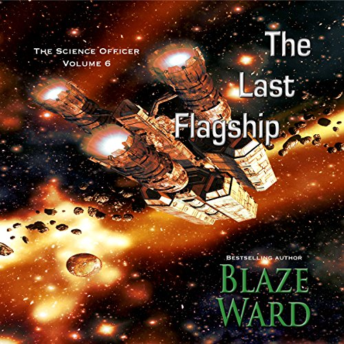 The Last Flagship audiobook cover art