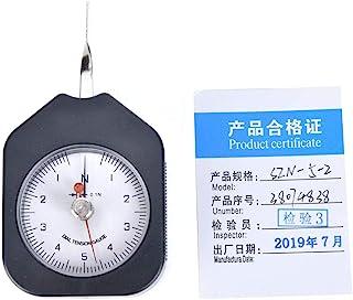 Medidor de tensión, medidor de tensión de Chacerls, tipo de puntero de plástico, medidor de tensión de agujas dobles, medidor de dial analógico, herramienta de medición(SZN-5-2)
