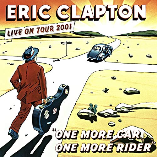Car, One More Rider : Live on Tour 2001