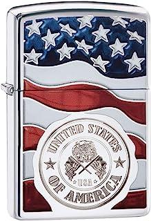 فلیپرس پرچم آمریکا Zippo