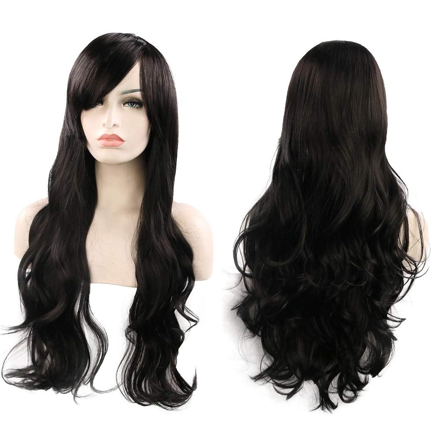 セーブ計算する転用女性の赤ちゃんの髪の合成180%密度ブラジル波バージンヘア80 cmで人毛をかつら