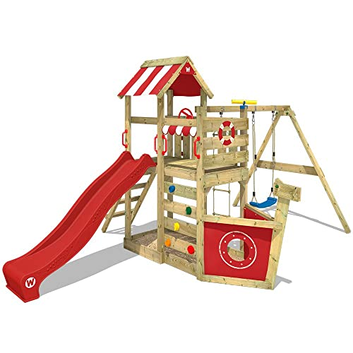 Gut bekannt Kinderspielturm mit Rutsche: Amazon.de GX02