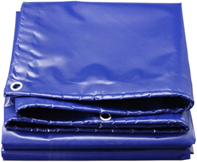 AJZXHE Verdickte Regenplane, Regenplane, Regenplane, staubdichtes windundurchlässiges Zelttuchplane des staubdichtes des im Freien dauerhafte Hochleistungs im Freien, blau -Plane B07L987DBX  Zuverlässige Qualität 147934