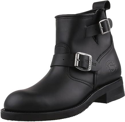 Sendra Boots Engineer Boots 2976�Black