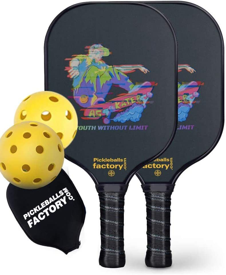 Pickleball Rackets Paddles Max 70% OFF Luxury goods Balls Pickle
