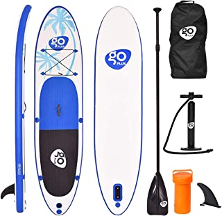 Goplus Inflatable Stand Up Paddle Board 10/11ft SUP 6