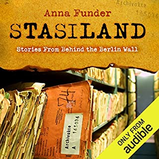 Stasiland audiobook cover art
