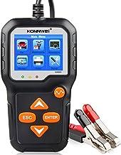 KONNWEI KW650 6V 12V Car Battery Tester, 100-2000 CCA Battery Load Tester Automotive..