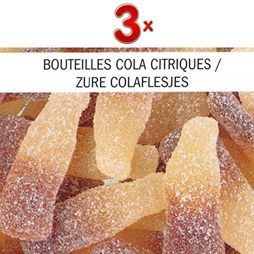 Astra Bouteilles Cola Citrics 1 x 3kg Packung (saure Fruchtgummi-Cola-Flaschen)