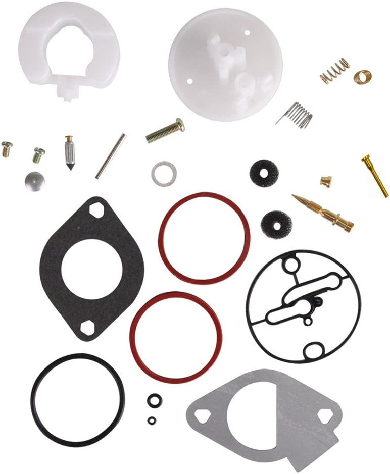 Push mower Carburetor overhaul parts kit Briggs Stratton Spring 795083//698369