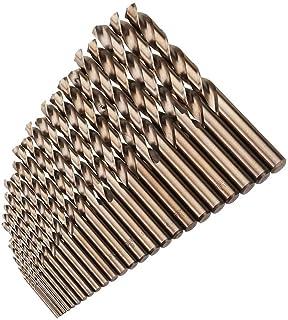 SHENYUAN 25 قطع 1-13 ملليمتر HSS M35 كوبالت تويست مثقاب مثقاب للحفر الخشب المعدني Power Rotary Tools