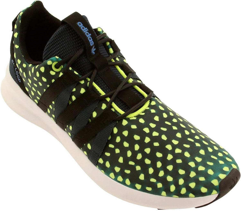 Adidas [SL Loop CTQ16405 SL Loop CT Mens Sneakers ADIDASCBURGU CBLACK SORANG BORCOL NOIESSM blueee