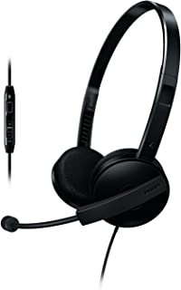 Philips Voice Clarity Black PC Headset - SHM3560