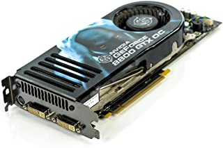 BFG Tech GeForce 8800GTX OC 768MB DDR3 PCI Express (PCI-E) Dual DVI Video Card w/TV-Out & HDCP Support