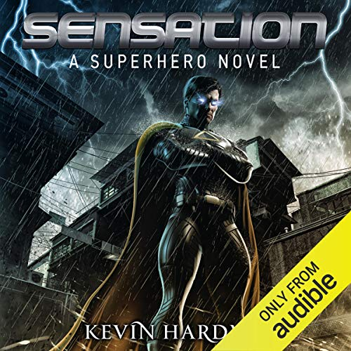 Sensation cover art