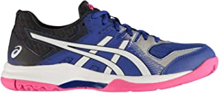 Official Brand Asics Gel Rocket 9 Womens Running Shoes Trainers Ladies Athleisure Sneakers