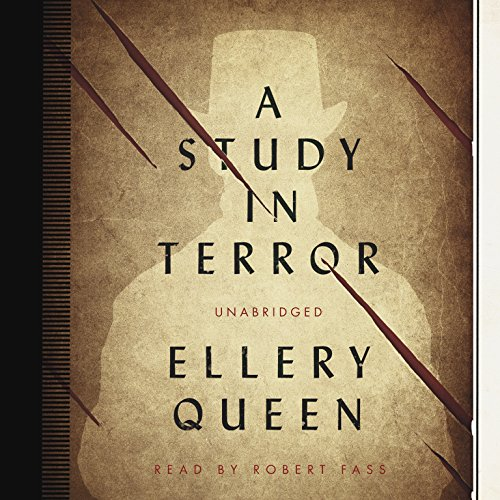 A Study in Terror cover art