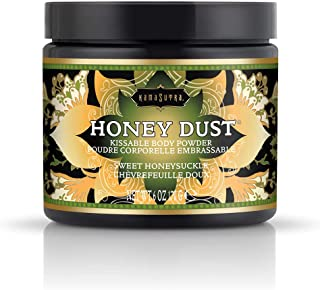 Kama Sutra Honey Dust Sweet Honeysuckle , 6 Ounce