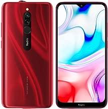 CELULAR XIAOMI REDMI 8 DUAL 32GB RUBY RED - VERMELHO