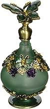 H&D Retro Mini Green Butterfly Perfume Bottle 24ml