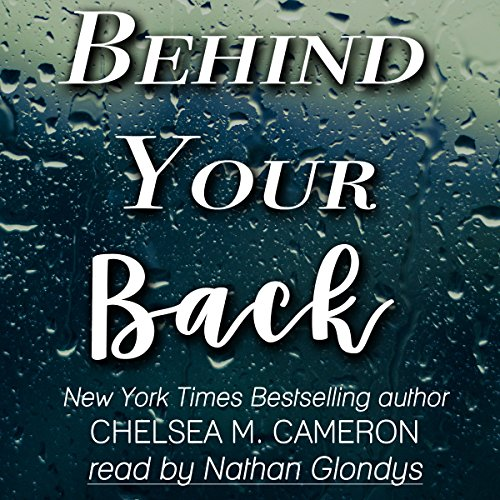 Behind Your Back audiobook cover art