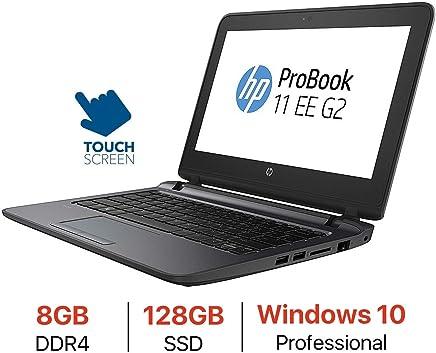 2019 HP ProBook 11 EE G 11.6 HD Touchscreen Laptop Computer, Intel Pentium