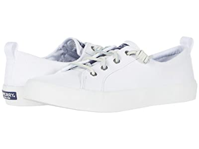 Sperry Crest Vibe AP Crepe (White) Women