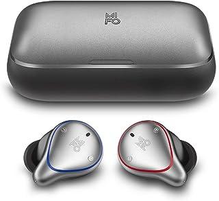 MIFO O5 Plus True Wireless Earbuds TWS, Bluetooth 5.0 Wireless Sport Headphones with 2600mAh Charging Case,CVC6.0 Deep Bass Wireless Earphones Bulit-in Mic Headset, One-Step Pairing