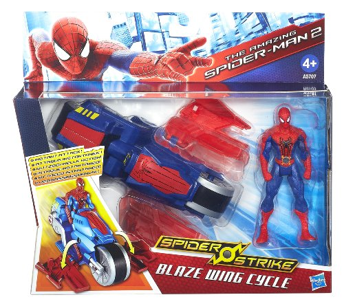 Marvel Spiderman Spider-Man Spider Strike Racers