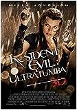 Resident Evil: Ultratumba (3D) [Blu-ray]
